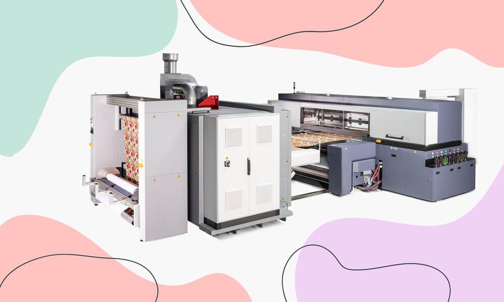 Unsere neue Drucktechnologie!