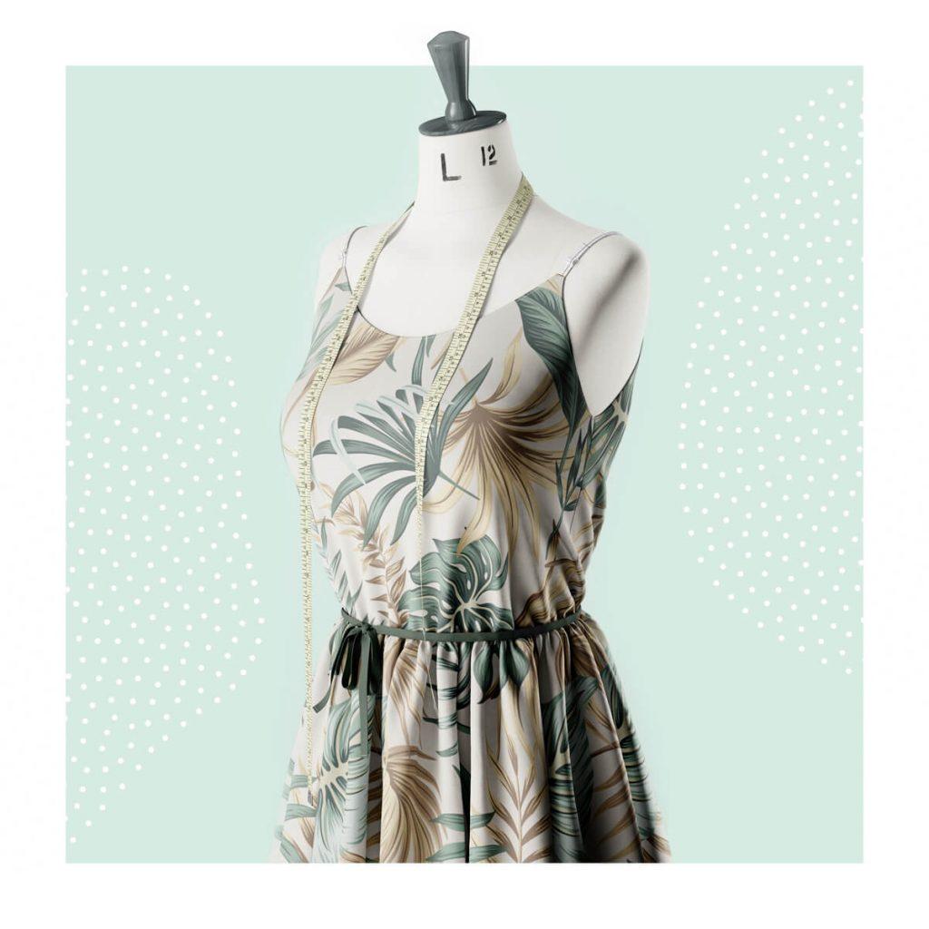 Kleidungsstücke für den Frühling