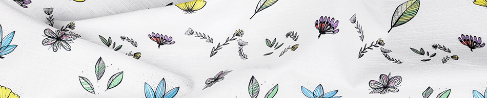seamless pattern for fabric printing