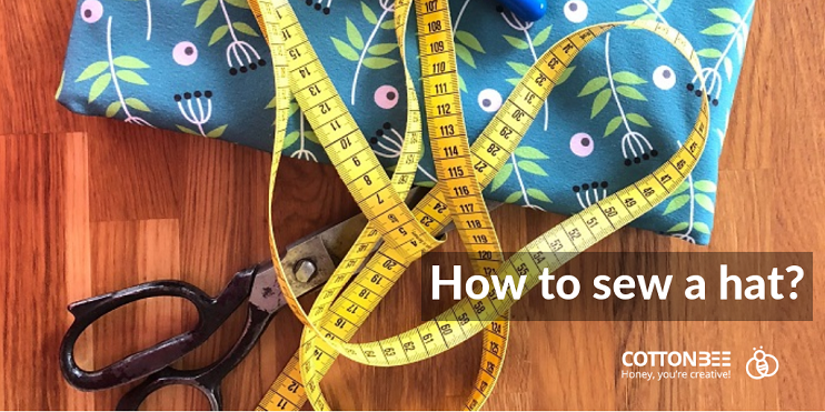 How to sew a hat