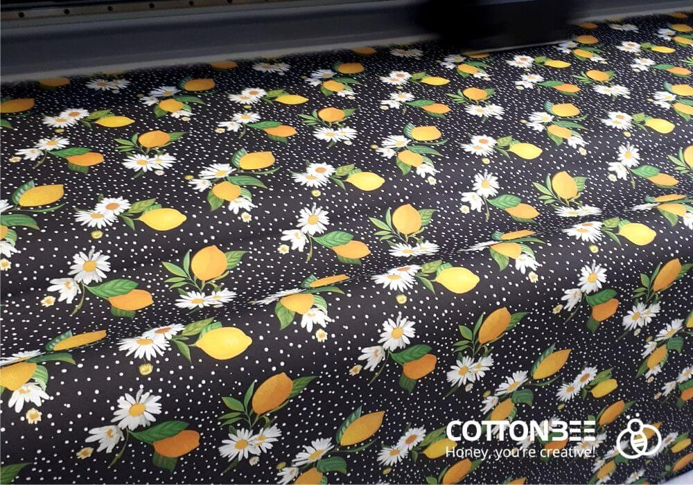 the pattern in lemons