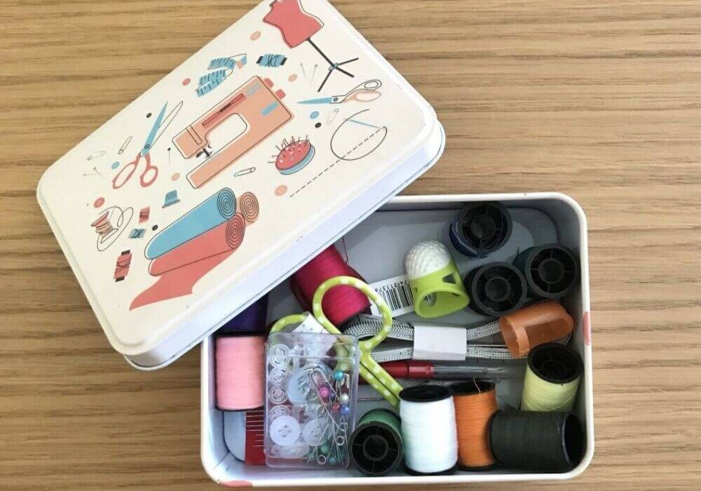 sewing accessories to sew