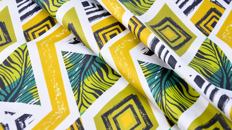 African patterns – full of colour and energy