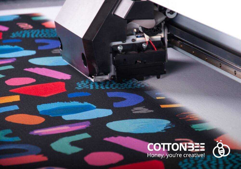 how to print on fabrics