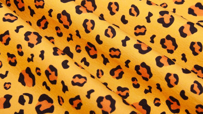 Spotted fabrics – animal patterns as a must have