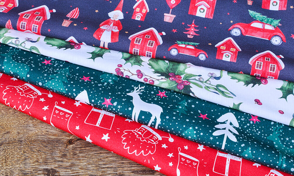 Christmas patterns – as the magical time approaches