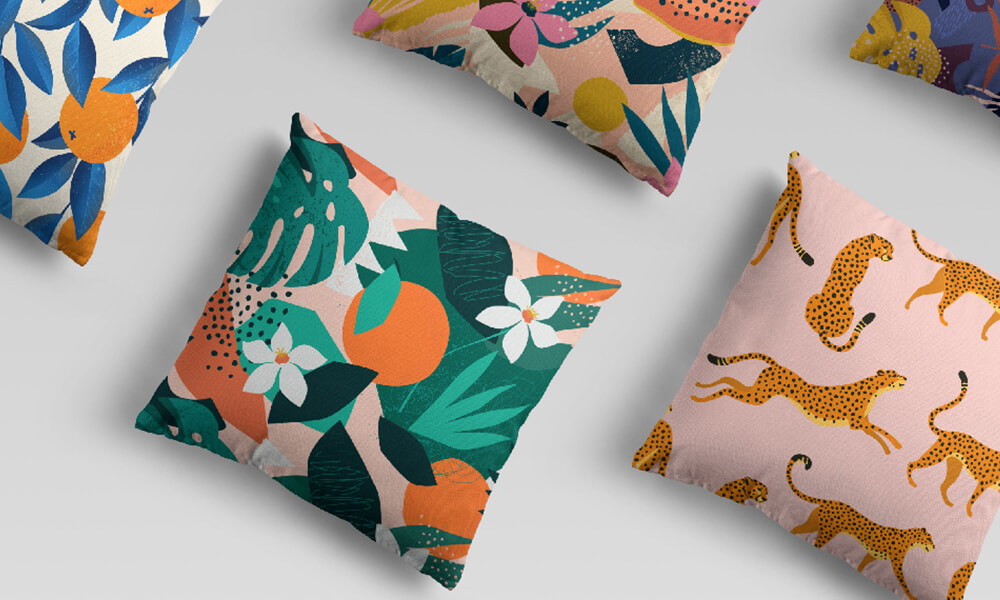 How to sew pillows? Step by step instruction