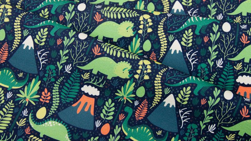 Bed linen fabric for a boy – what to choose?