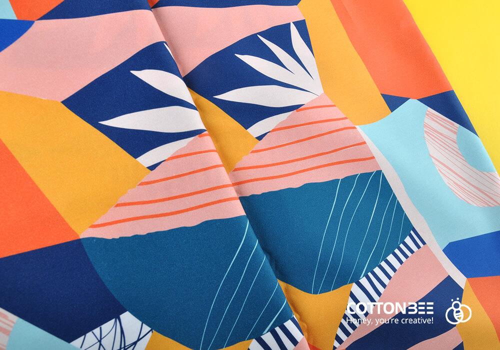 Cheap satin fabric