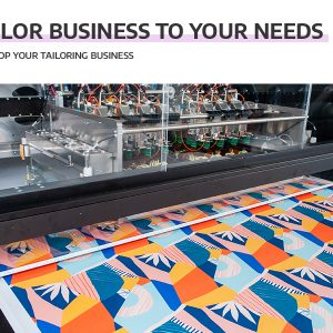 Develop your business with CottonBee: 1. Fabric printing on demand – pros and cons
