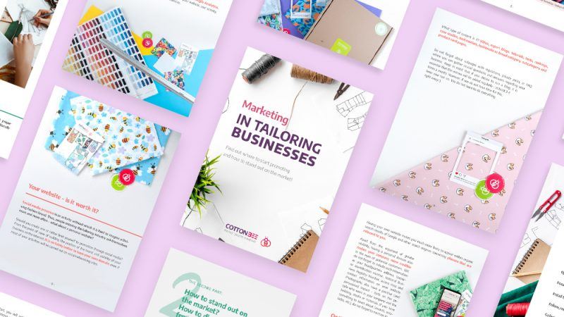 Marketing in tailoring businesses – download free ebook