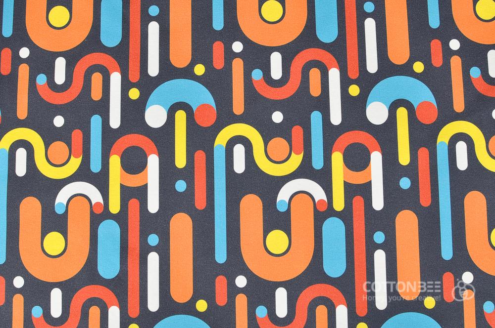 Kolekcja wzorów abstrakcyjnych