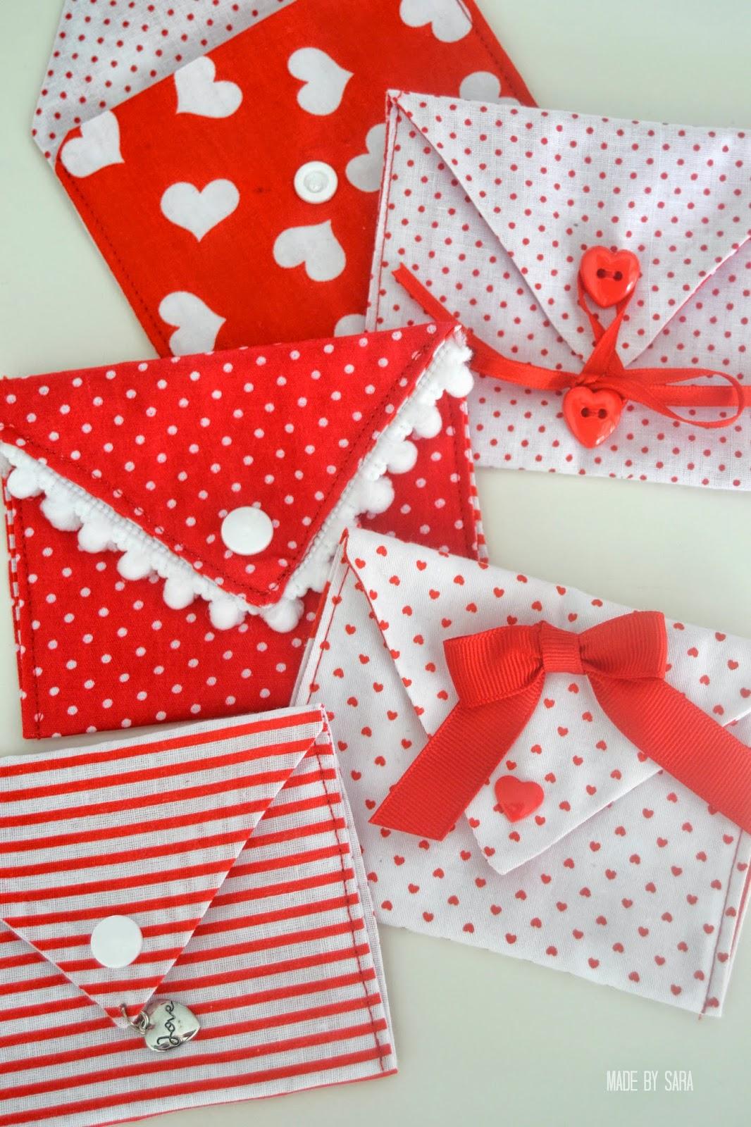 Walentynkowe prezenty DIY