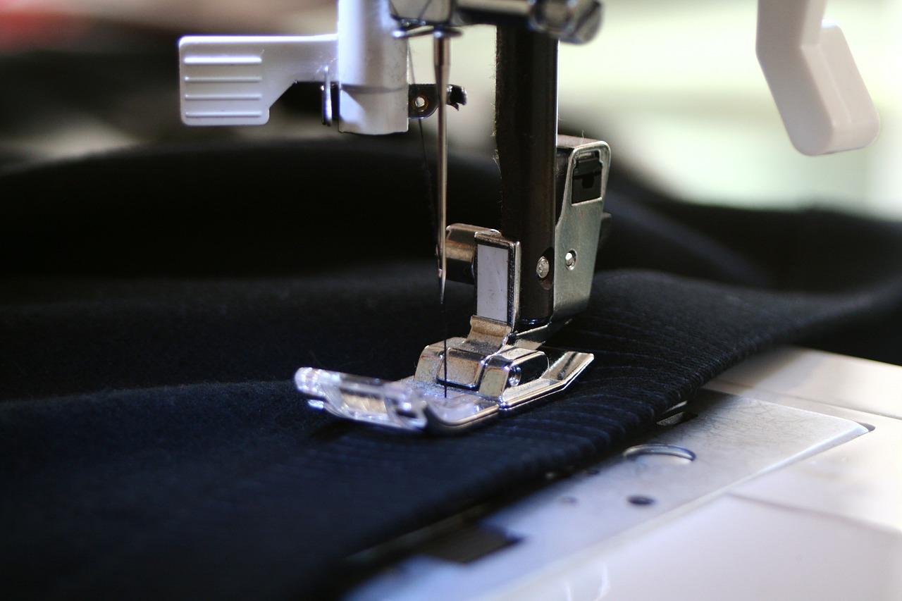 narzędzia do szycia ubrań