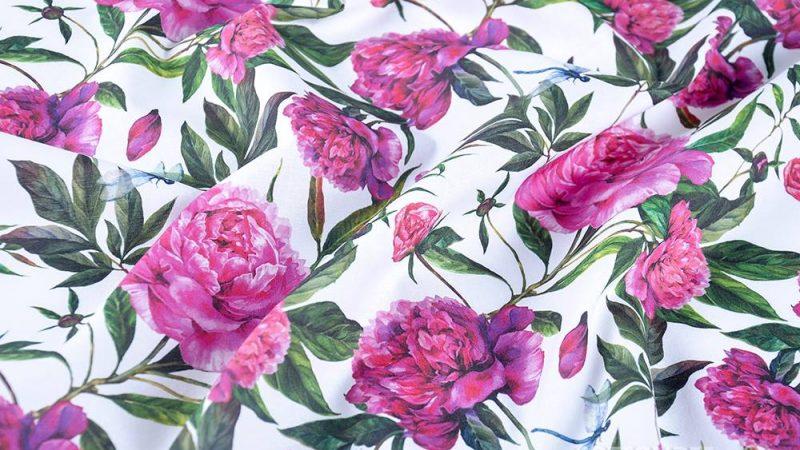 Materiały w kwiaty – ponadczasowa kolekcja wzorów