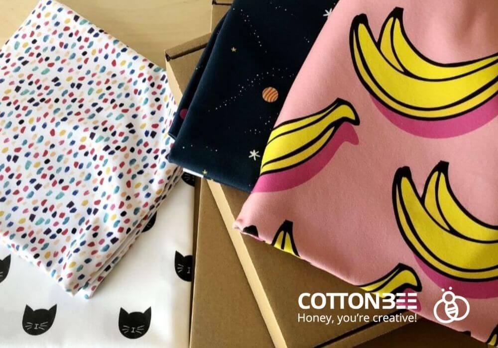 materialy na zamowienie - druk na tkaninach i dzianinach