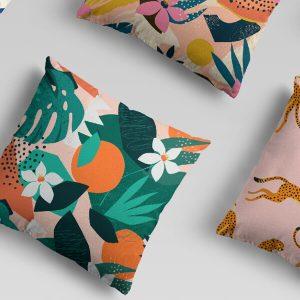 Jak uszyć poduszki na kanapę? Instruktaż krok po kroku