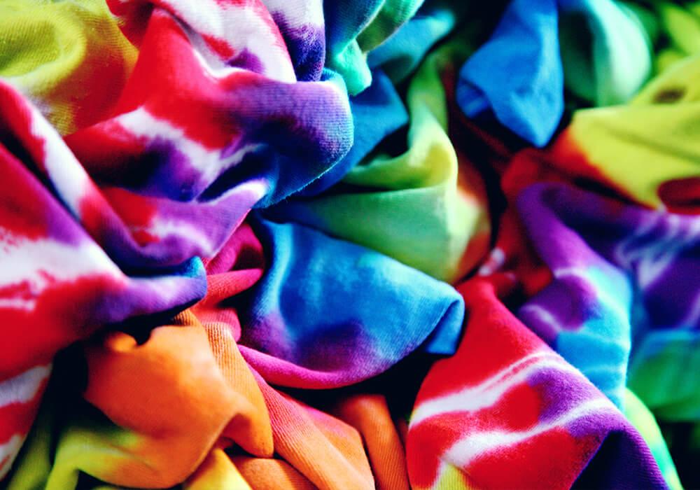 Druk reaktywny - doskonałe nasycenie kolorów