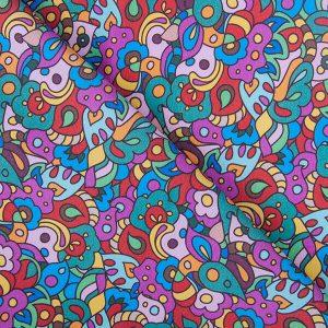 Materiały z kolekcji hippie – ukłon w stronę dzieci kwiatów