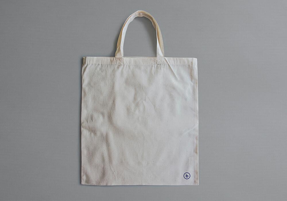 Prosta bawełniana torba