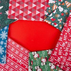 Dekoracje świąteczne do domu. 7 pomysłów, jak uszyć wyjątkowe ozdoby na święta