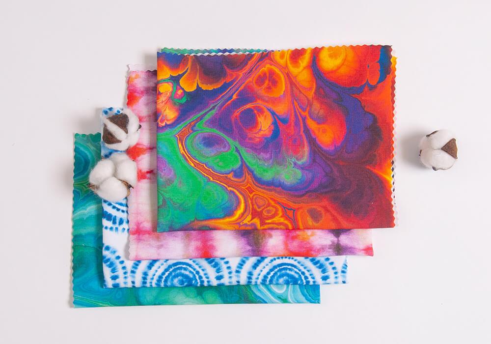 Gdzie kupić bawełnę organiczną? Wydrukuj swój materiał w drukarni materiałów!