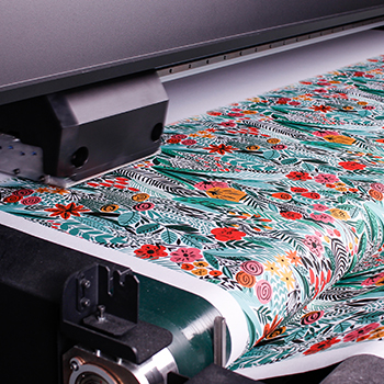 printing on fabric - fabric printer