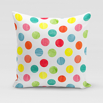 dots sewing fabric
